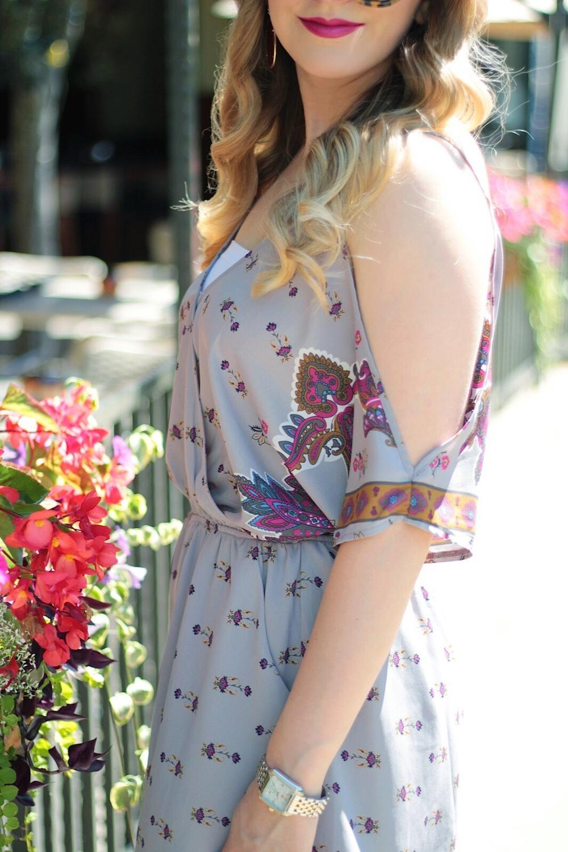 astr romper fashion blogger