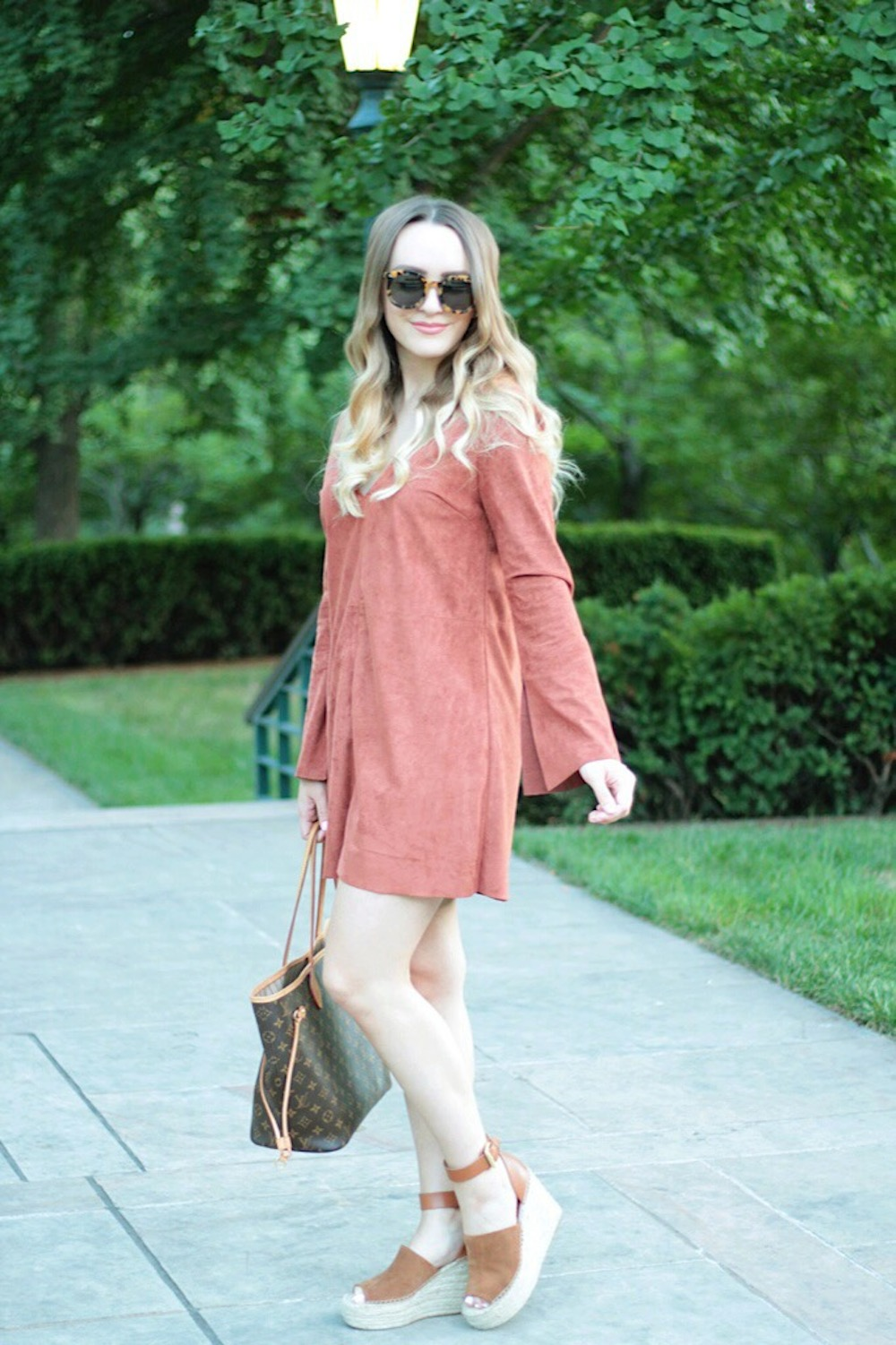 nordstrom astr dress fashion blogger