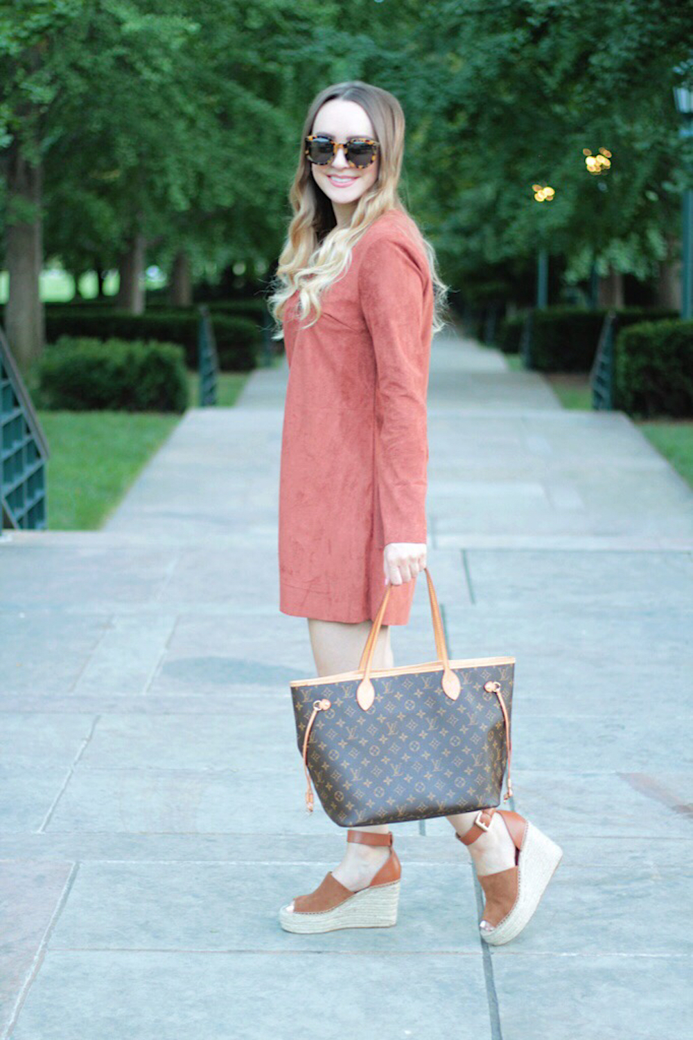 nsale astr dress fashion blogger