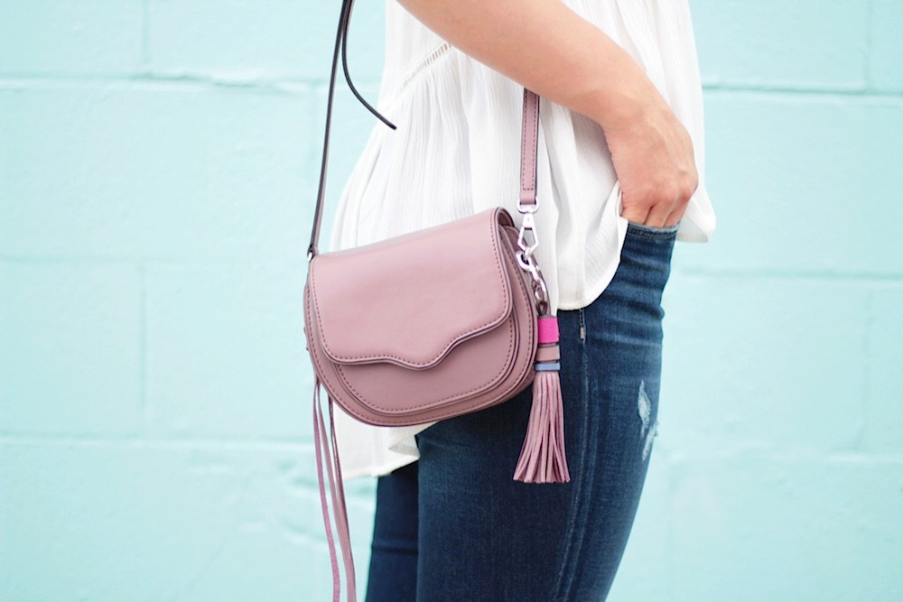 rebecca minkoff cross body fashion blogger