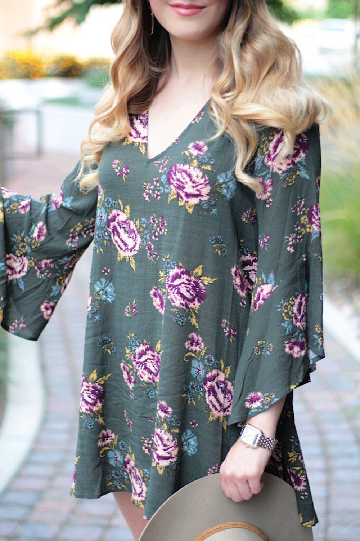 nordstrom lush dress