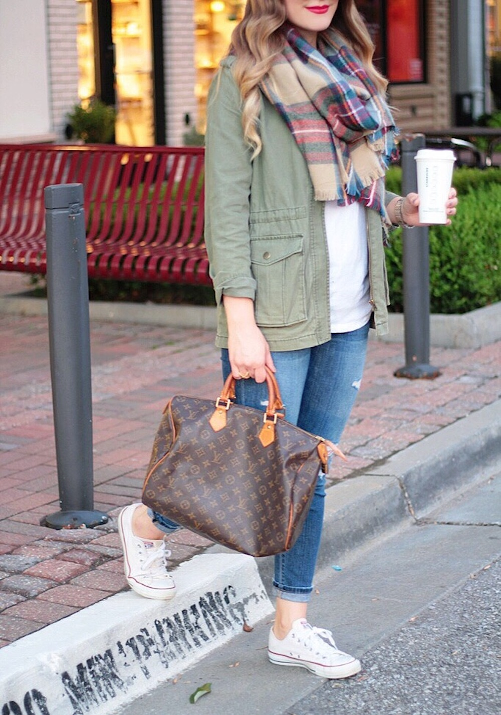 favorite fall scarves fashion blogger