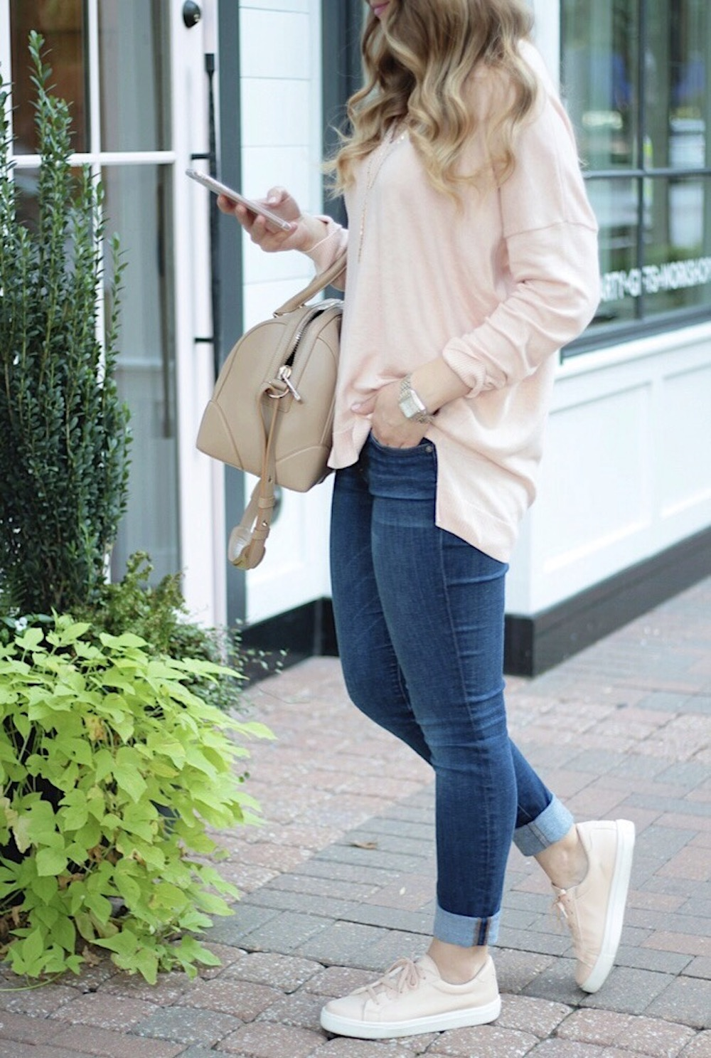 simple fall style rachel puccetti