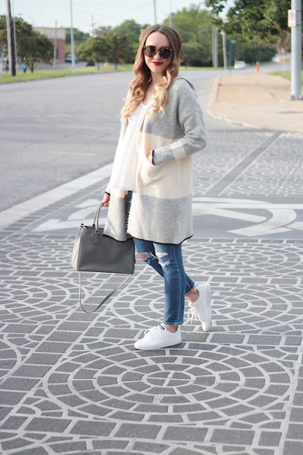 topshop hooded sweater rachel puccetti
