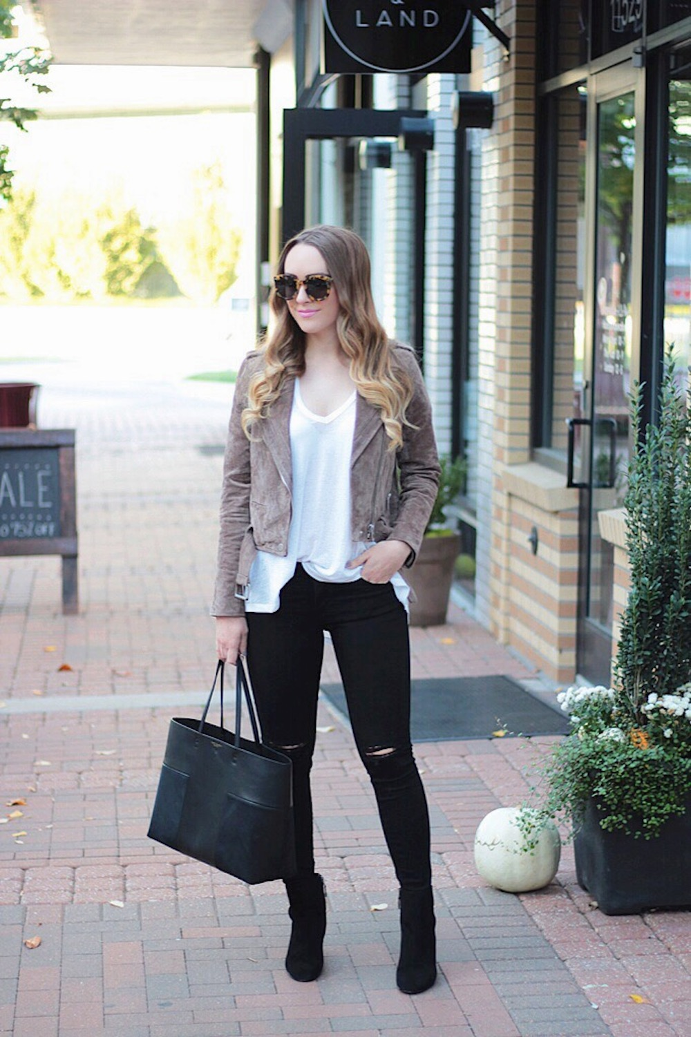 moto jacket and black denim rachel puccetti