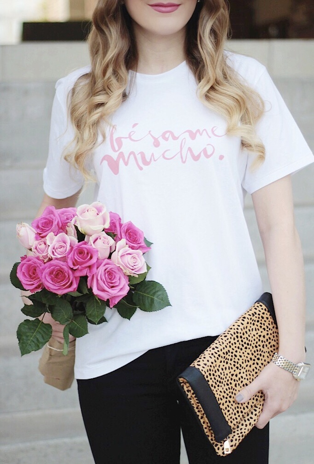 sincerely jules bésame tee fashion blogger rachel puccetti