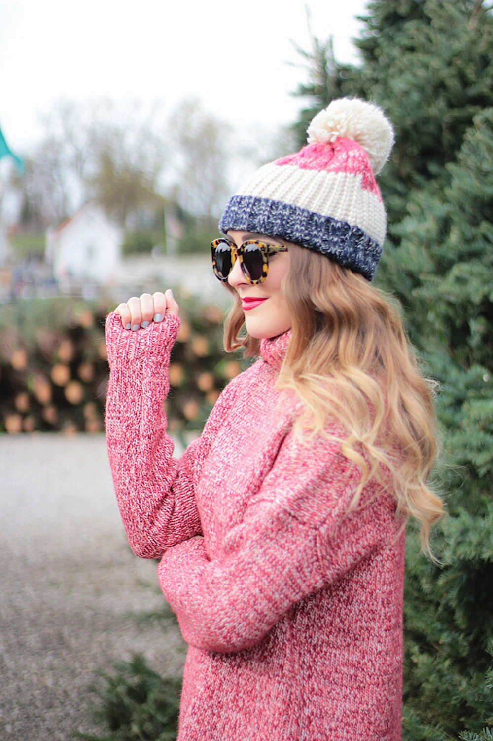 holiday sweater style rachel puccetti
