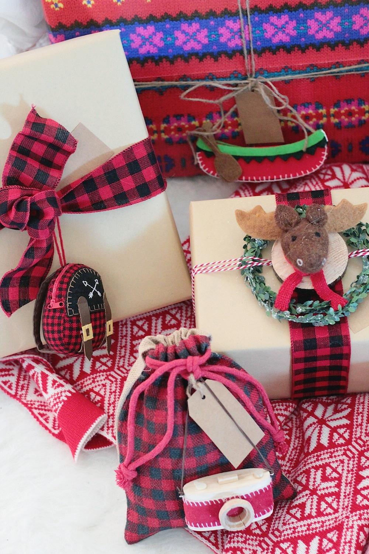 christmas gift wrap theme rachel puccetti