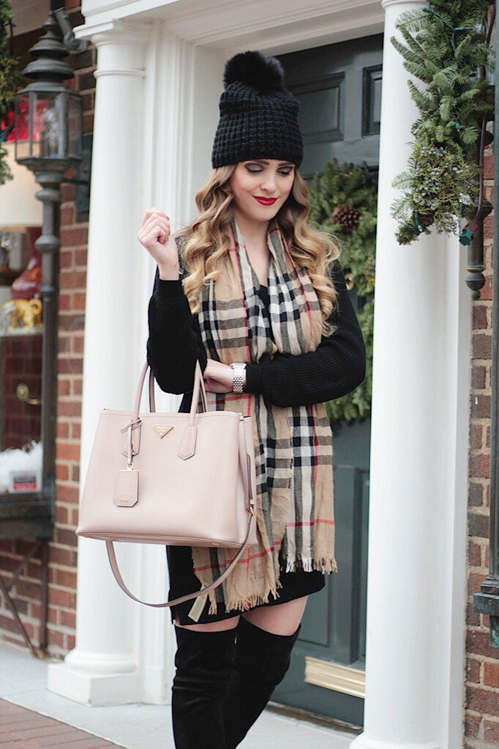 classic holiday style rachel puccetti between two coasts