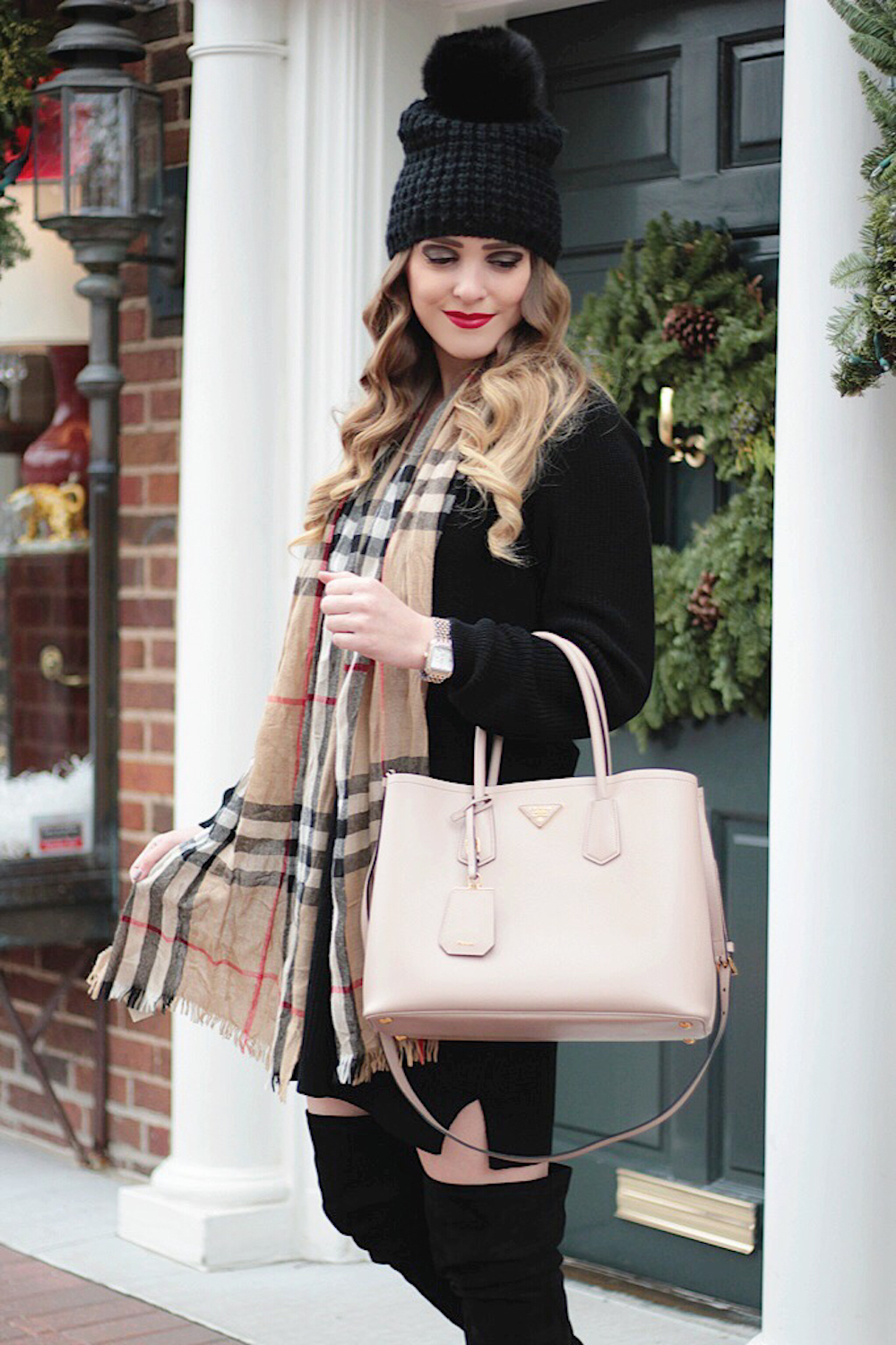 nordstrom classic holiday style rachel puccetti