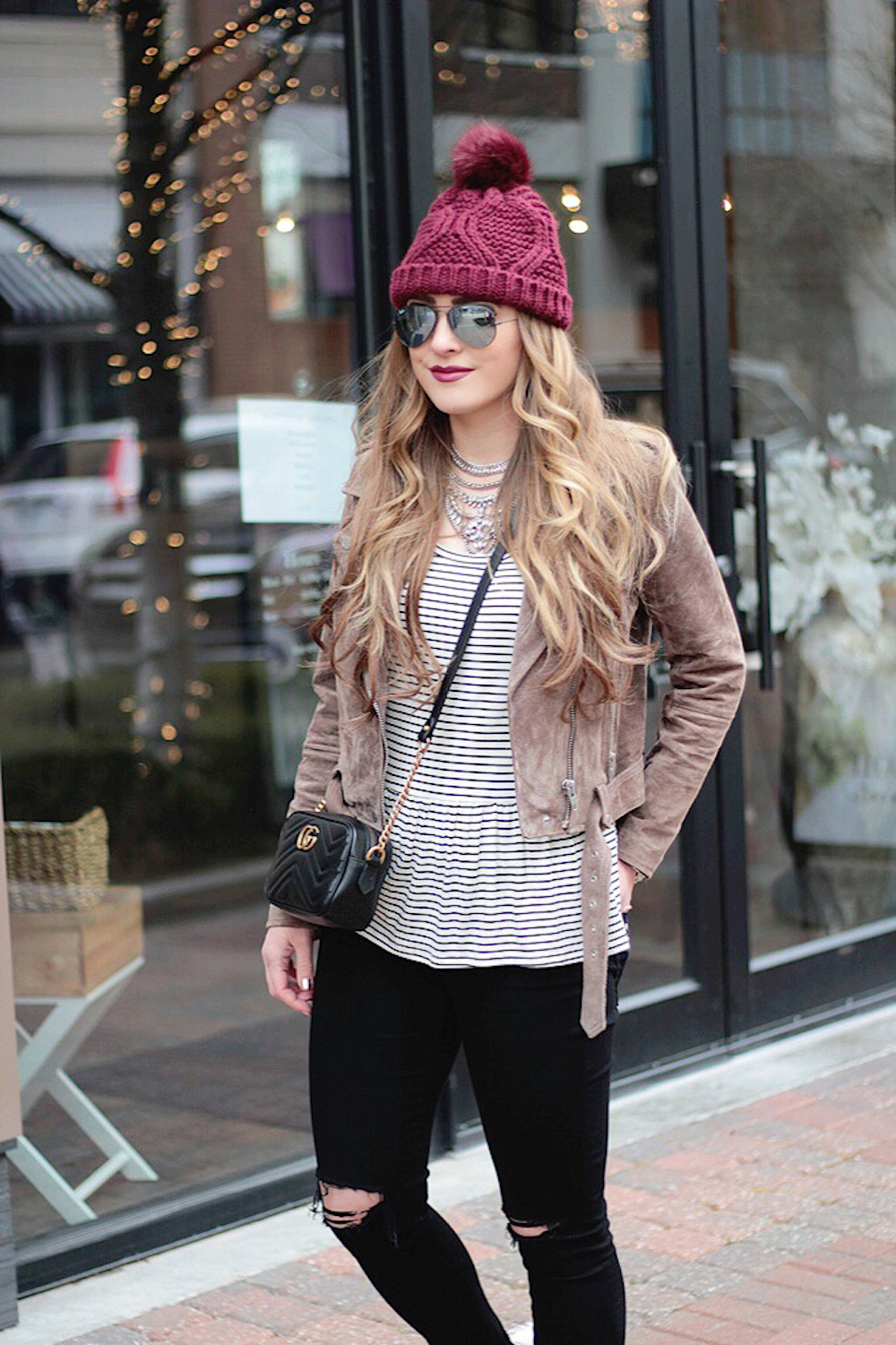 casual street style fashion blogger rachel puccetti