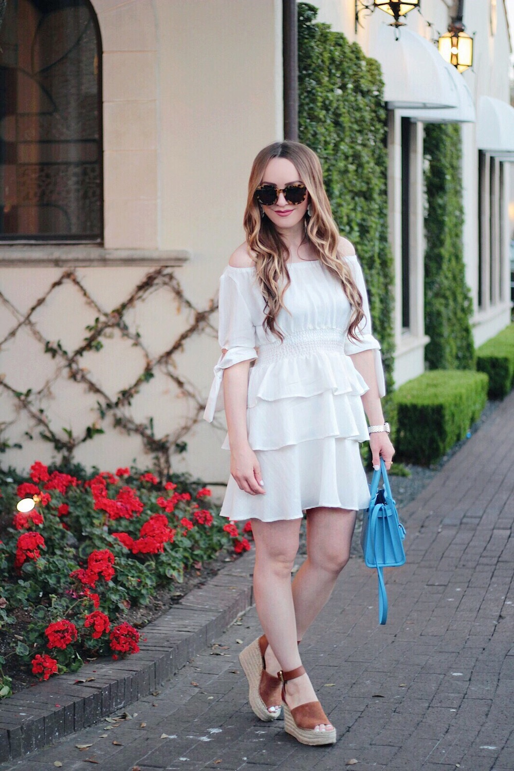 perfect little white dress under 100 rachel puccetti between two coasts