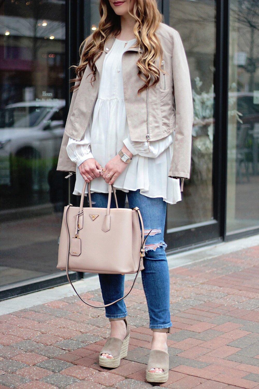 neutral moto jacket rachel puccetti between two coasts