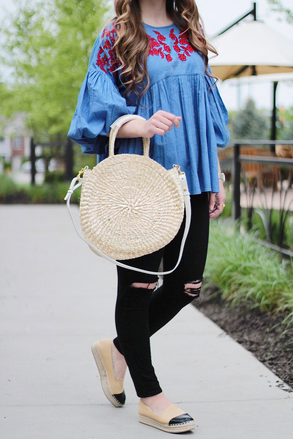 summer outfit ideas rachel puccetti between two coasts