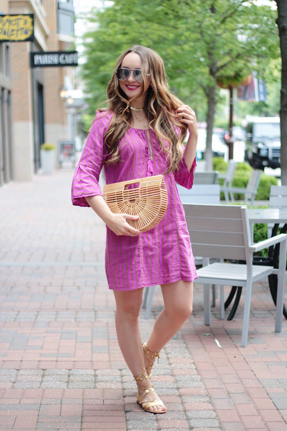 summertime outfit inspiration rachel puccetti