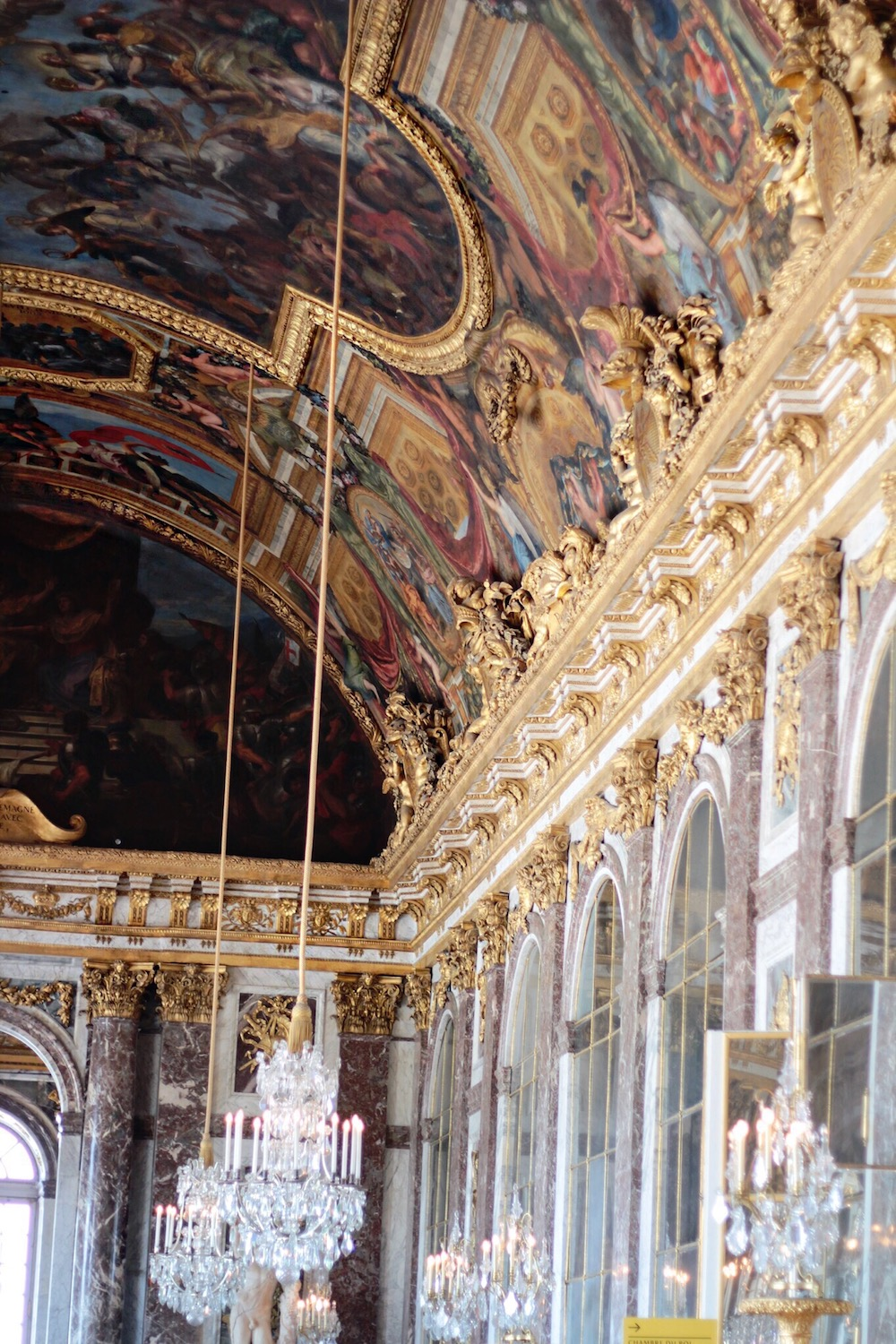 versailles hall of mirrors rachel puccetti between two coasts