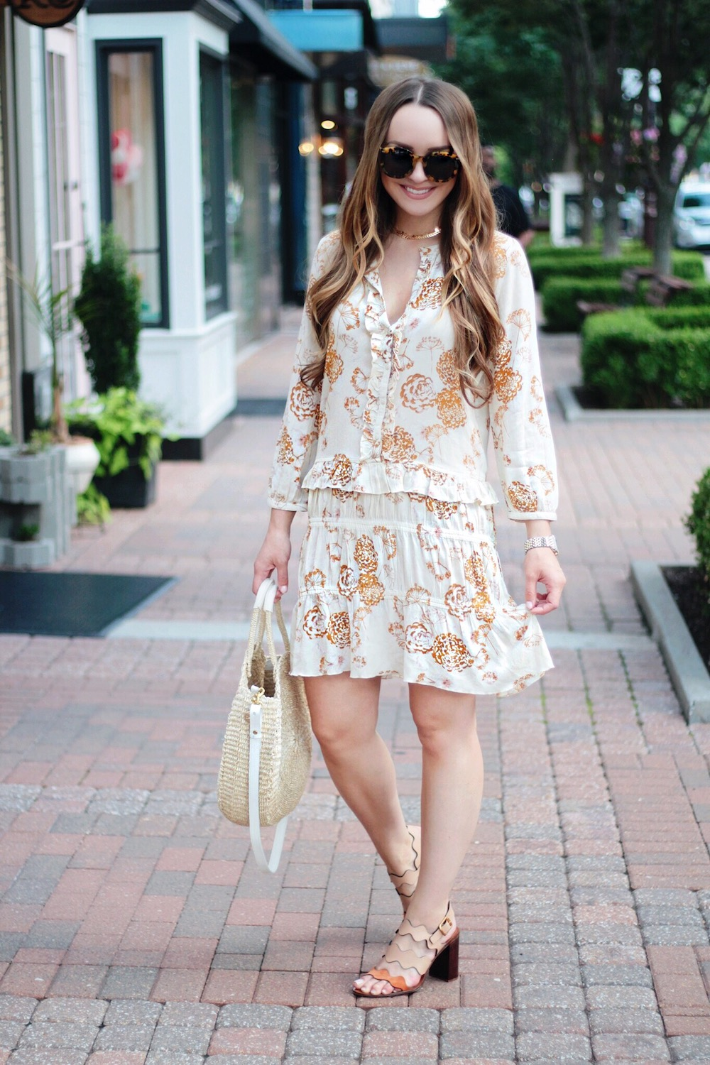 perfect little nsale dress rachel puccetti between two coasts