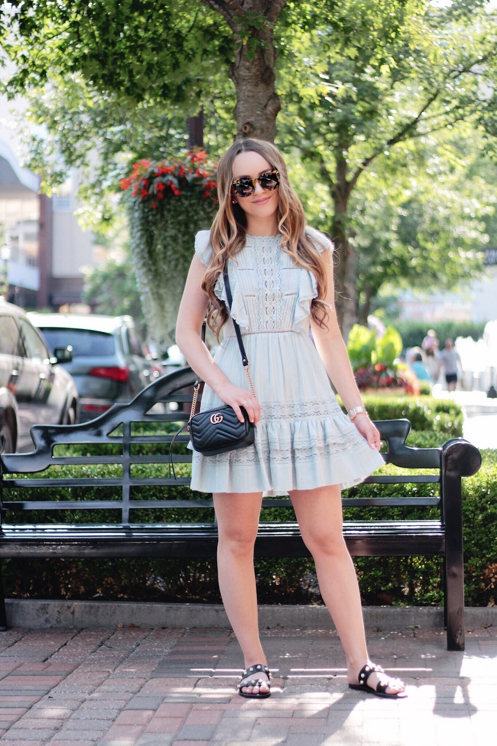 rebecca taylor dress rachel puccetti between two coasts
