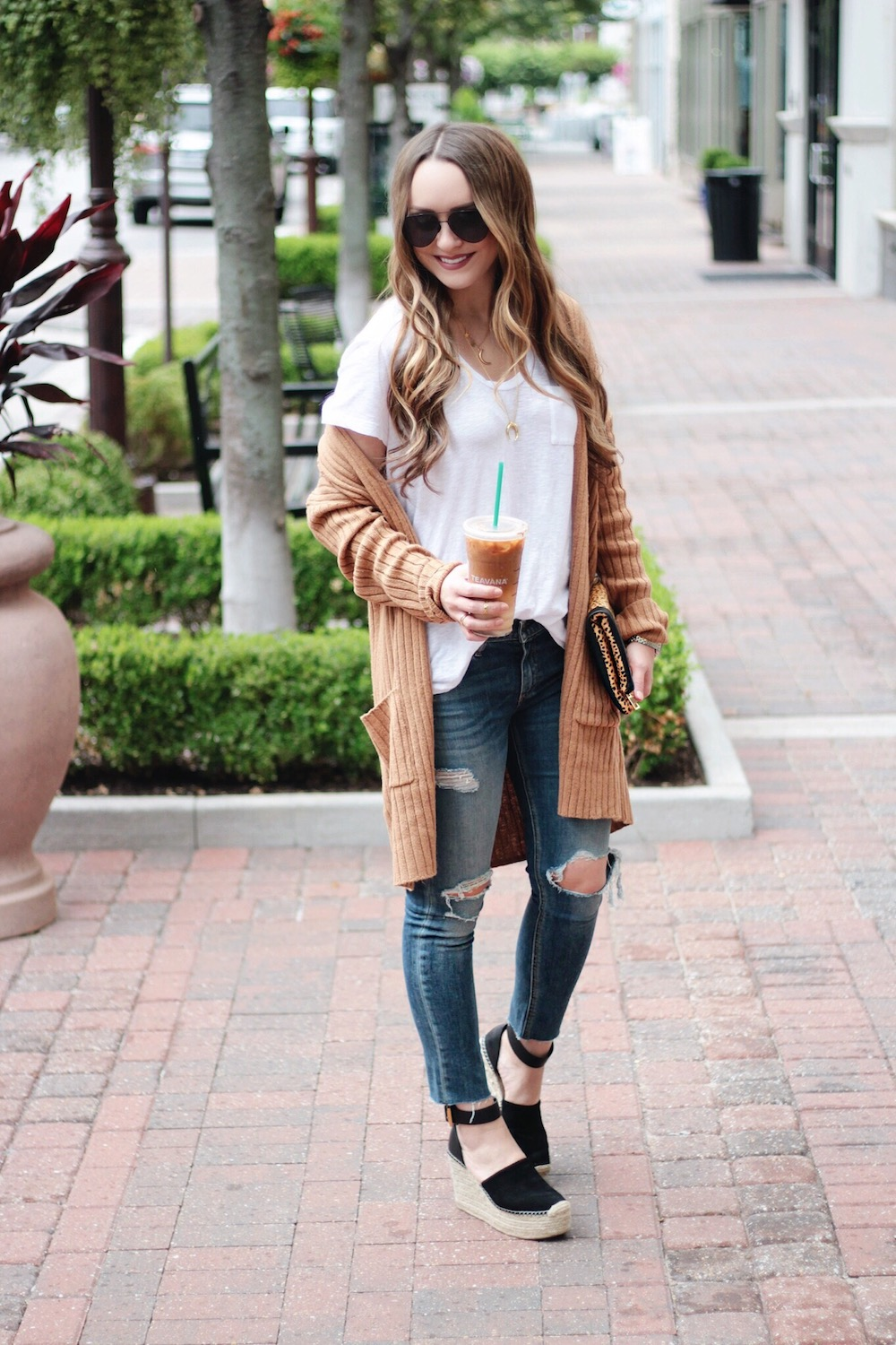fall transition outfit inspiration rachel puccetti