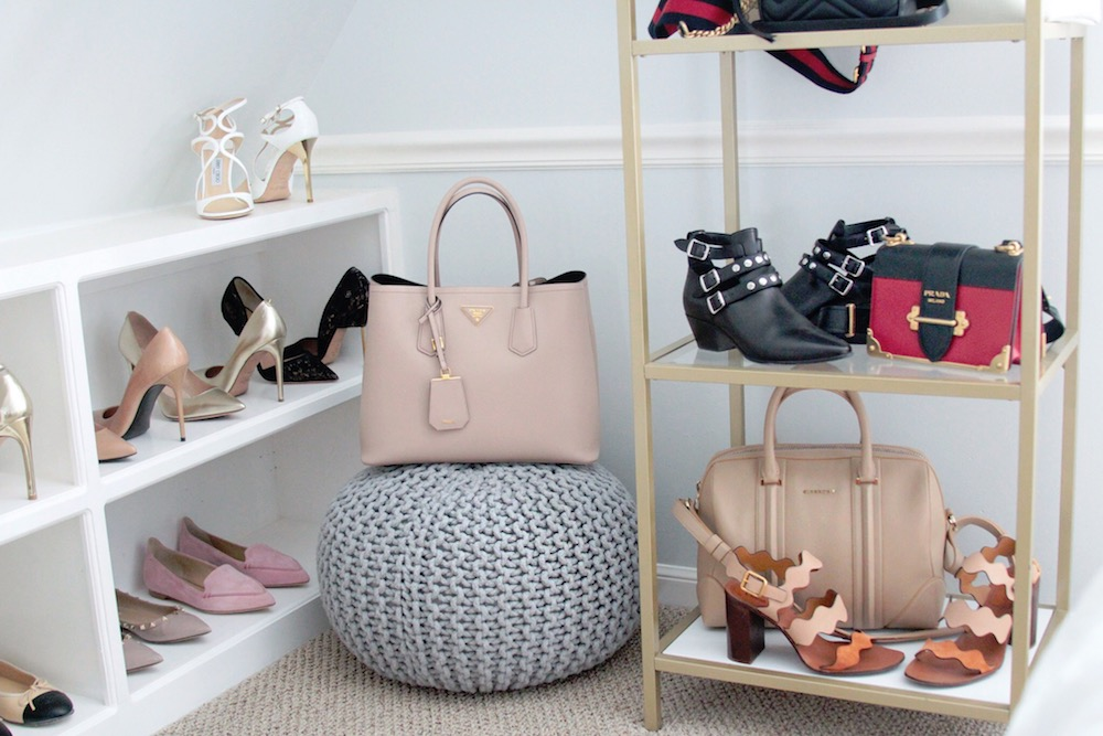 fashion blogger room reveal rachel puccetti