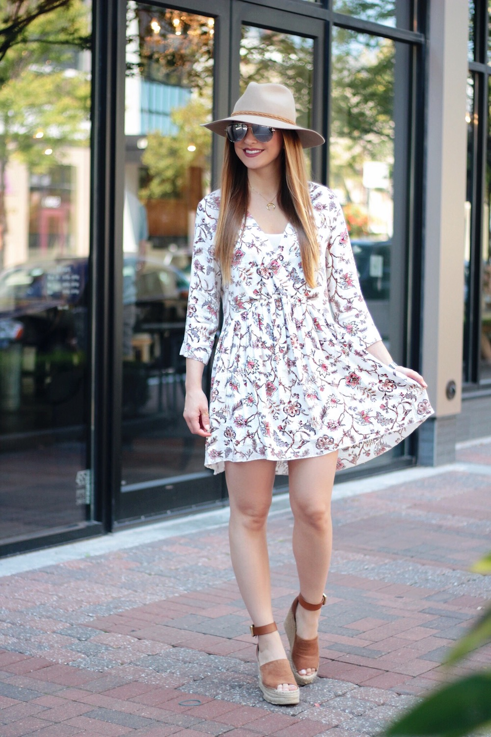 the perfect dress for now into fall rachel puccetti