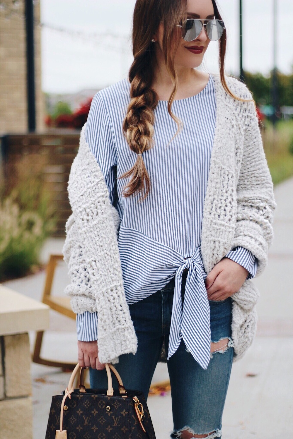 fall layering style rachel puccetti between two coasts