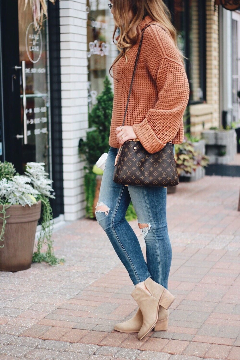 fall style booties rachel puccetti