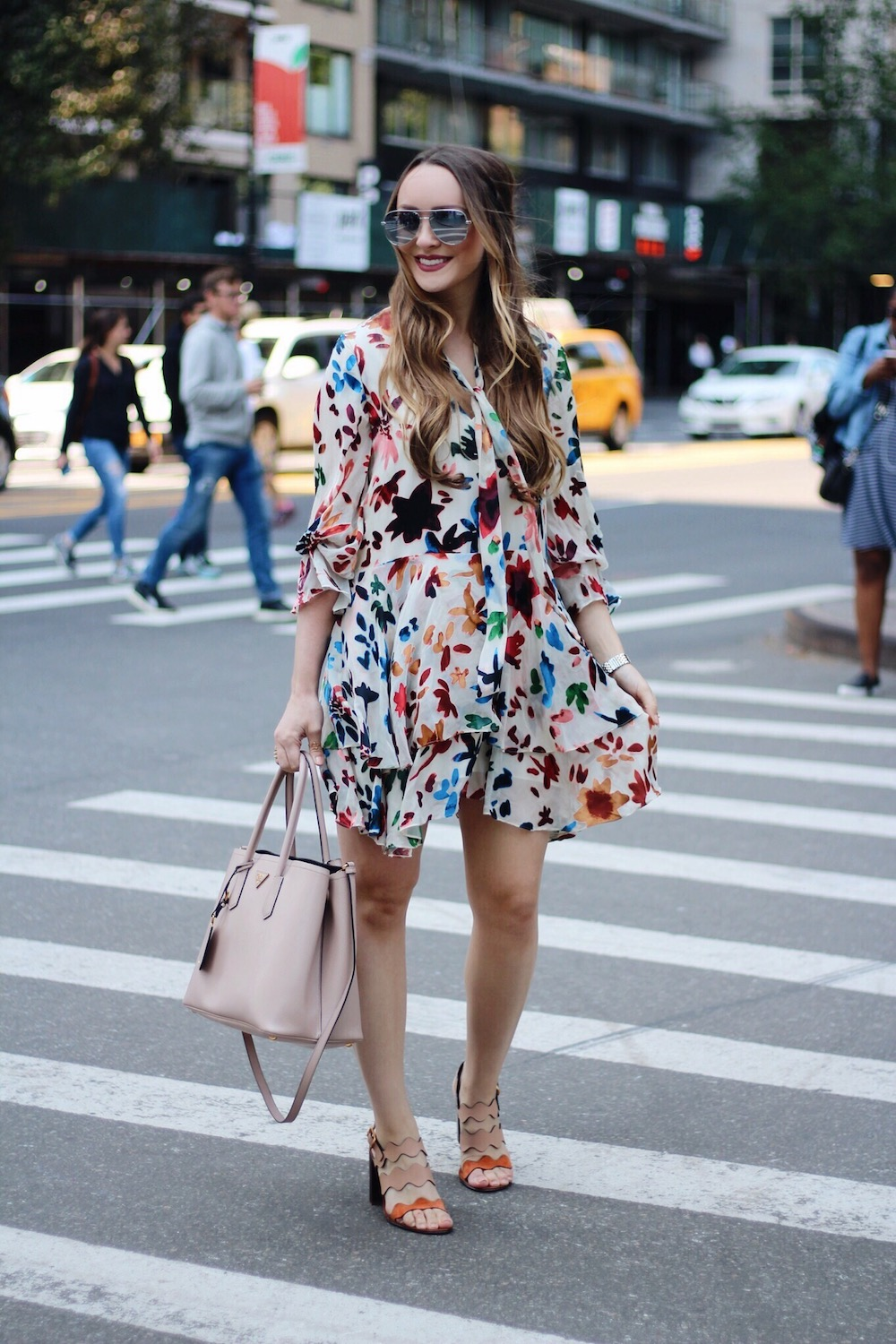 street style NYC rachel puccetti between two coasts
