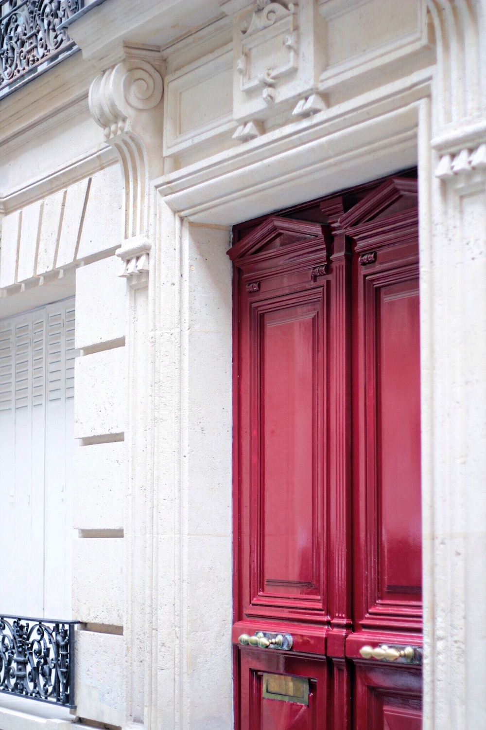 paris doors rachel puccetti between two coasts