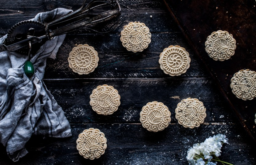Paleo Chinese Almond Cookies