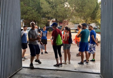L'Ajuntament incorpora 10 joves treballadors a través del programa EMPUJU de la Generalitat