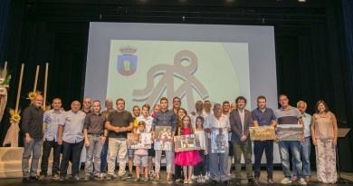 Betxí celebra la VI Gala de l'Esport Local i reconeix Éric Peñalver com a millor esportista de l'any