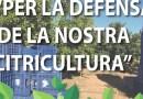 """Manifestació """"per la defensa de la nostra citricultura"""""""