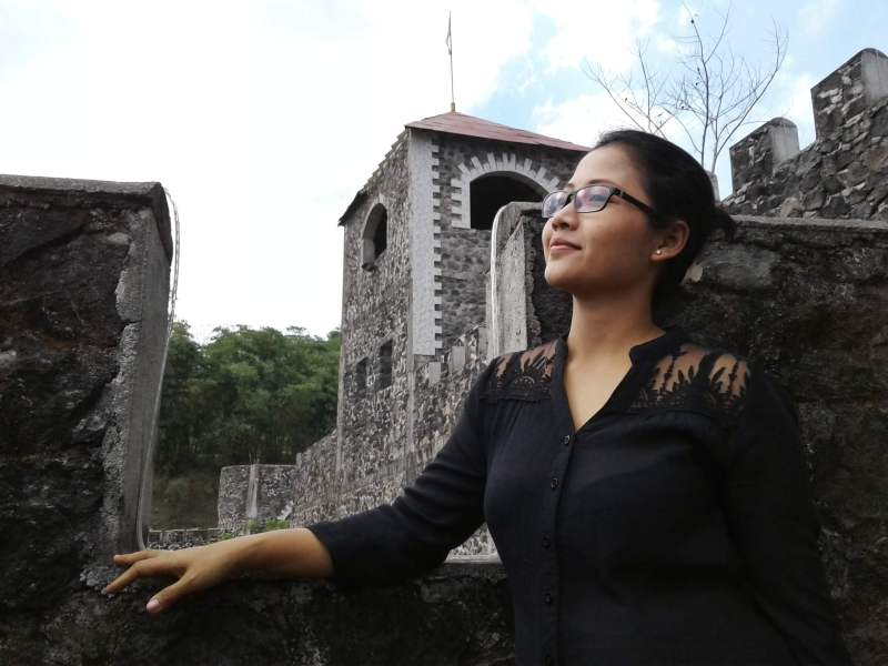 The lost castle jogja