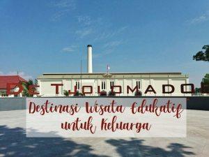 De Tjolomadoe, Destinasi Wisata Edukatif untuk Keluarga