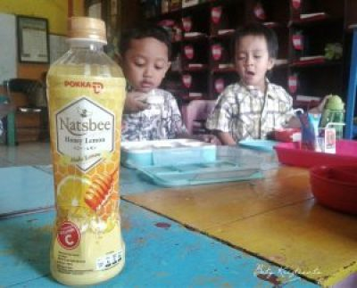 Lomba blog natsbee honey lemon