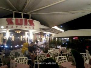 Nikmati Malam yang Hangat dengan Steak Mantab ala Suis Butcher Bandung