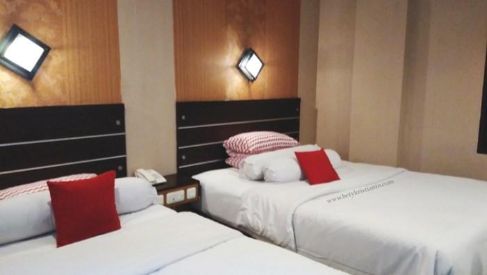 Review Citi M Hotel Gambir