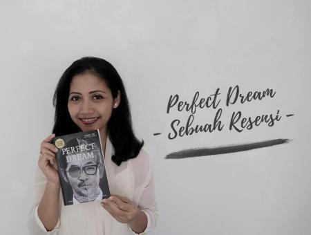 resensi novel perfect dream