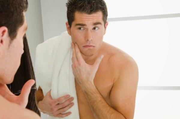 cara atasi jerawat pada pria