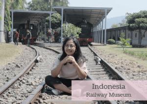 Museum Kereta Api Ambarawa, Alternatif Wisata Kece untuk Anak-anak