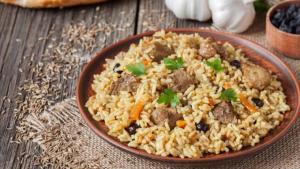 Pesan Nasi Kebuli, Andalan Saya untuk Menu Kambing Anti Gagal
