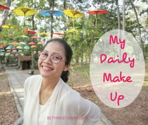 5 Langkah Make Up Natural ala Emak-emak