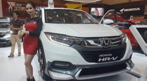 Ini Dia Spesifikasi Honda HRV, Crossover Agresif dan Responsif di Segala Medan!