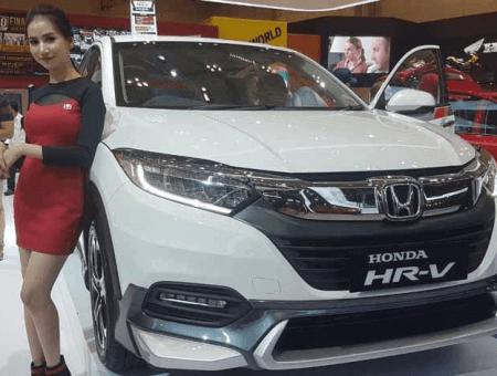 Spesifikasi Honda HRV 2019