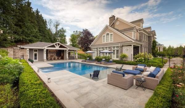 pool & landscaping awards betz