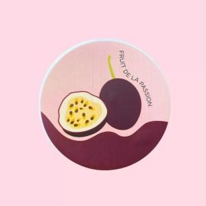 beurre corporel fruit de la passion
