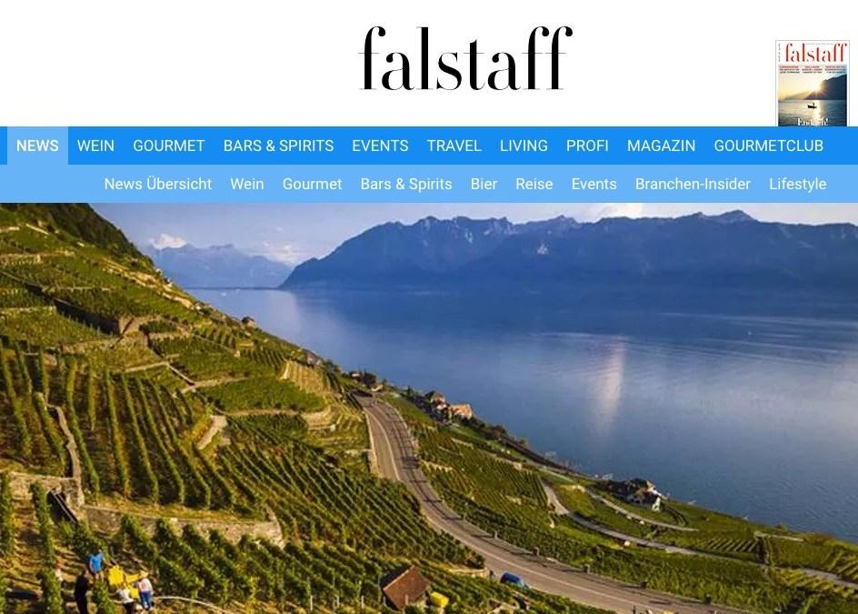 Le Fendant 2011 «meilleur Chasselas de Suisse» pour le magazine Falstaff