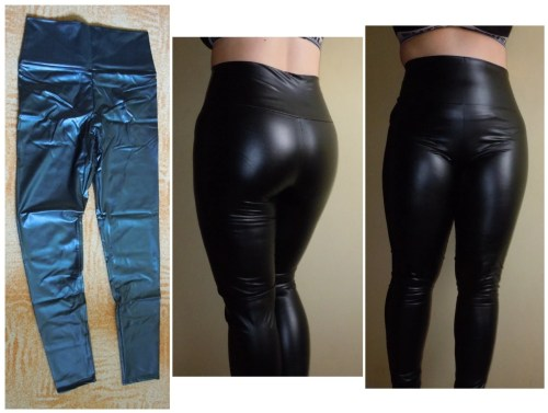 Faux Leather Leggings photo review