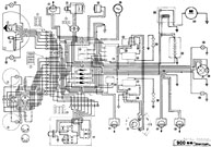 Various Ducati Wire Diagrams